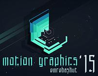 Motion Graphics '15 #polygon