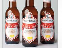 """""""The Frisky Barman"""" Packaging Design"""