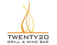 Twenty 20 Logo sets fire