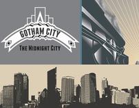 Gotham City Posters