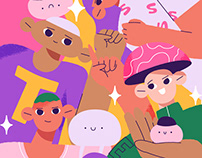 TODES - Magazine Illustration