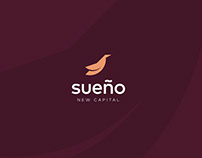Sueño, New Capital - Brand Identity