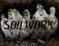 Soilwork Comic Book Cover