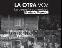 "Revista ""La Otra Voz"". Prototipo."