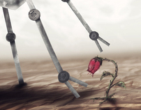 The Bot and The Flower