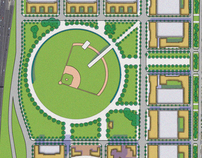 Stadium Neighborhoods TAD Masterplan, Atlanta, GA