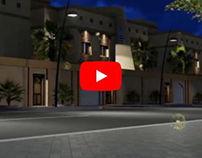 Short Animation for Villas Compound