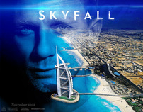 Skyfall in Dubai