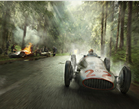 Silver Arrows - Damped Victory