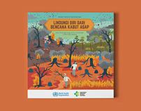 Disaster Guidance Infographics Book Series : Haze