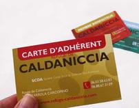 Caldaniccia Shelter cards