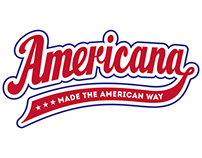 Americana: Rebranding, vehicle livery & packaging