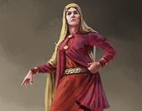 Queen Arnegunde