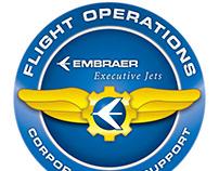 Embraer Flight Operations Logo