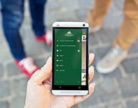 Zeleniy Krai / Green Edge (UI/UX)