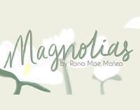 Magnolias by Rona Mae Mateo