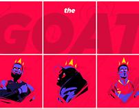 THE G.O.A.Ts