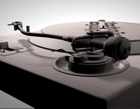 Turntable model