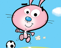 Gary Swift / Footie Bunny