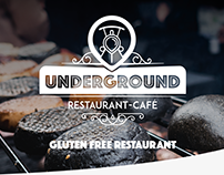 Underground Restaurant - Branding