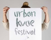 Urban Kvae Festival / posters