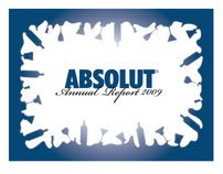 Annual Report Absolut Vodka