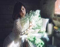 フォトテクニックデジタル6月号の特集「ヌードと○○」に作品掲載