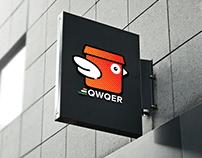 Logo & Branding For Qwqer
