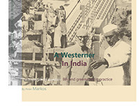 A Westerner in India