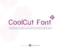 CoolCut Modern Font