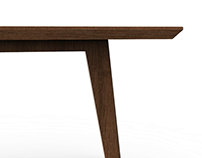 UNISON - DINING TABLE