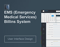 EMS Software UI Design