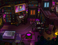 Disney's Club Penguin: Halloween Party 2012