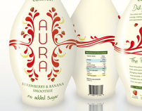 Aura Packaging Design - College Project