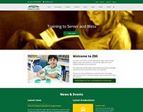 Wordpress Theme for ZBS