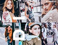 Women's clothing AD香港艺穗会 2016s/s 女装品牌秋冬新品海报拍摄