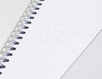 Averda Values Book