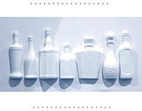 Panno with bottles