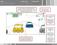 Storyboard para e-learning Renault
