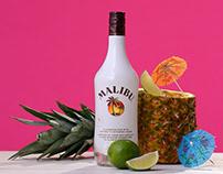 Malibu Rum Canada #BestSummer Ever social content