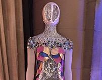 Antoni Gaudi Inspired Mannequin