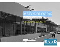 Metodologías de Diseño Urbano: Estación Camionera MTY