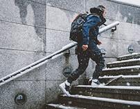 Nike / ACG feat. Lin Zhipeng