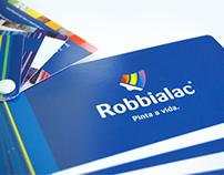 Robbialac Rebranding
