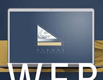 Site Web plaque funéraire