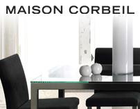 Maison Corbeil - Design Web