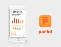 Parkd App