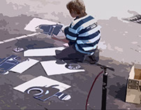 2008 - Stopmotion - Driving a Puzzle