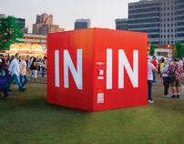 """""""IN"""" Birmingham Tourism Campaign"""
