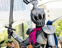 Witch-Knight Costume (Madoka Magica)